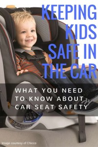 Keeping Kids Safe in the Car