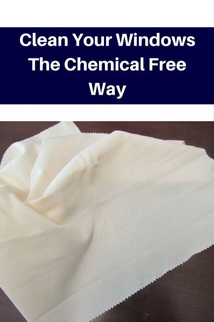 Clean Your Glass the Chemical Free Way #sponsored