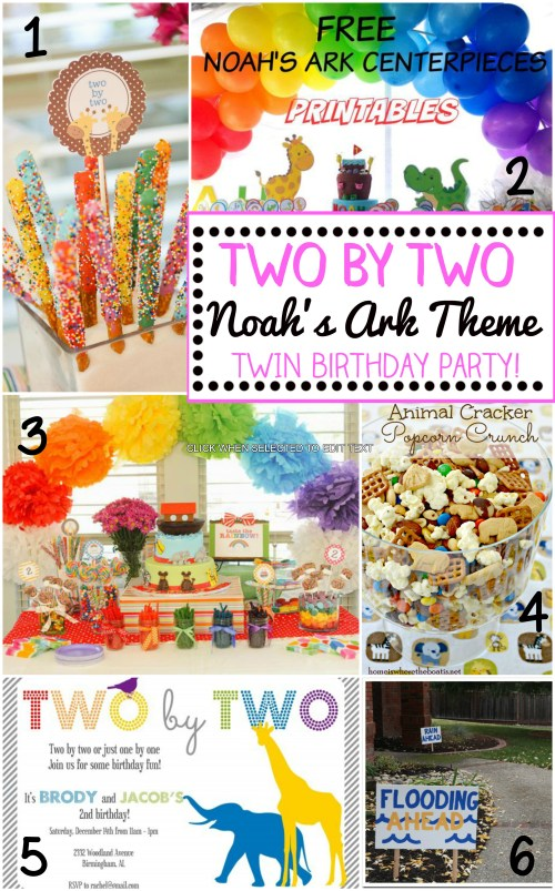 twin tuesday twin birthday party ideas loving our messy