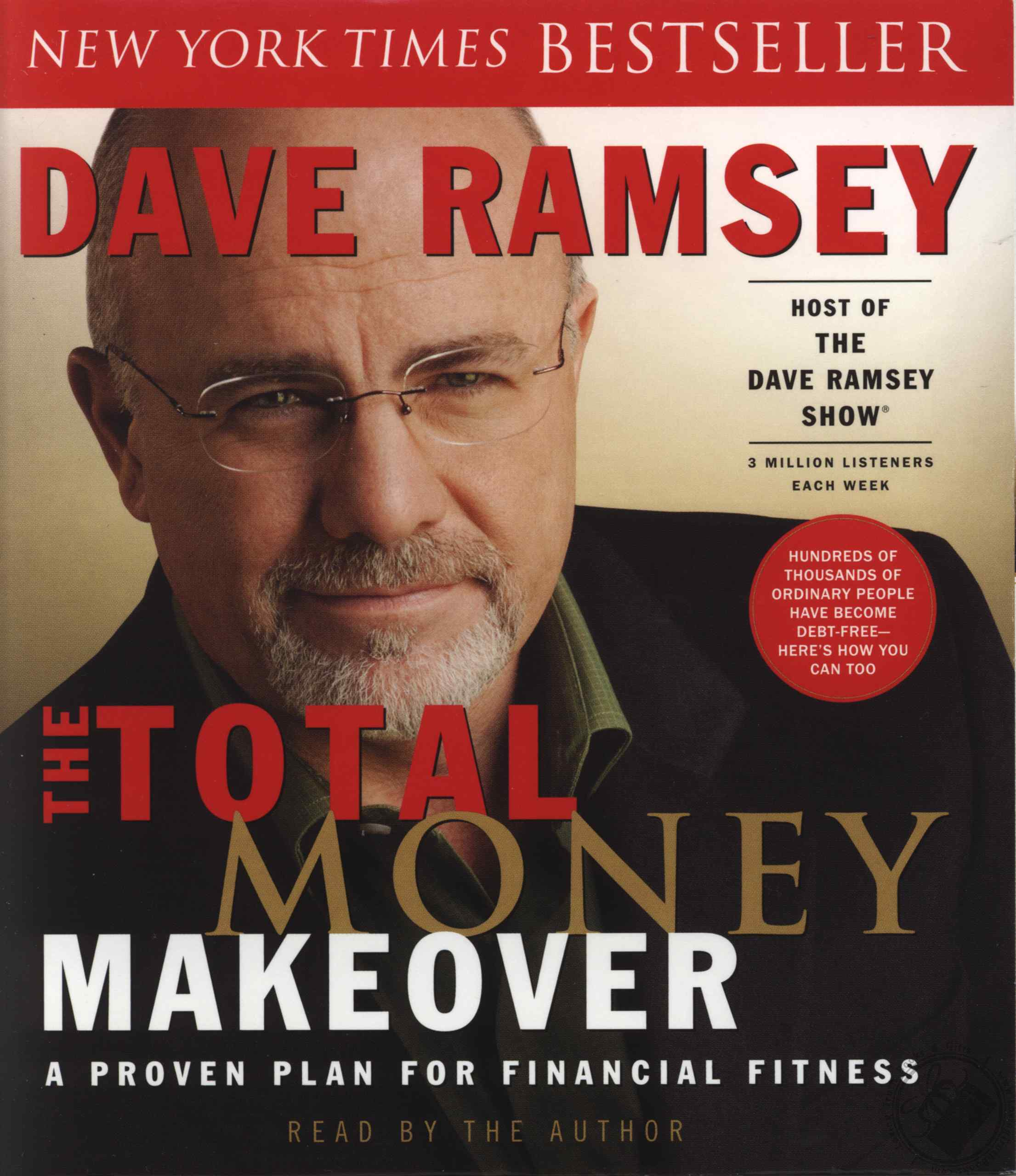 Dave Ramsey Total Money Makeover Audiobook Tracklist And