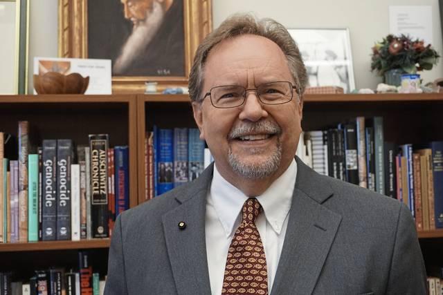 James Paharik will serve as director of the National Catholic Center for Holocaust education at Seton Hill University.