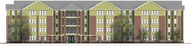 An artist rendering of the proposed Odin View Apartments in Hempfield.