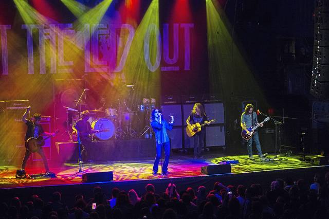 Get the Led Out will perform Led Zeppelin's hits and deeper cuts during two performances this weekend at The Palace Theatre in Greensburg.