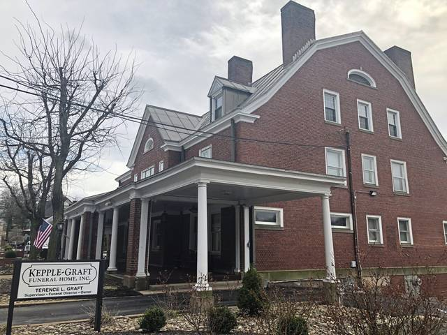 Funeral homes are navigating how to care for grieving families under recommended restrictions on gathering sizes designed to prevent the spread of covid-19.