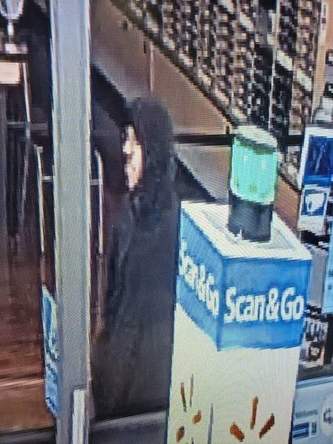 Police released this surveillance image of a suspect they say robbed a Walmart along Route 30 in Hempfield.