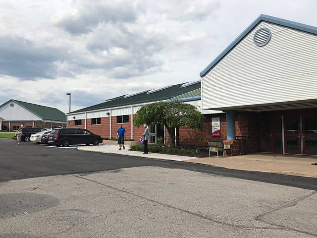 Adelphoi welcomed the public to its new Youth and Family Center on Thursday, May 16, 2019, on its campus off Route 981 at the border of Latrobe and Unity Township.