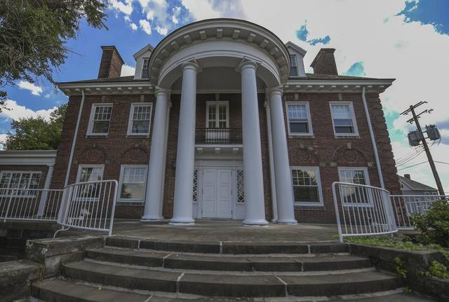The former Thomas Lynch home on West Pittsburgh Street in Greensburg is for sale, with an asking price of $895,000.