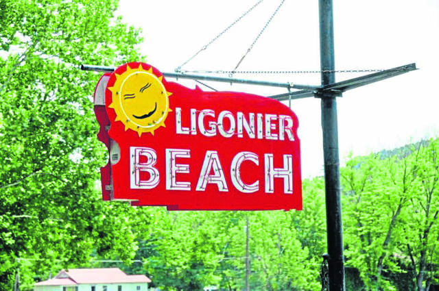 Landmark Ligonier Beach along Route 30 in Ligonier Township closed in 2018.