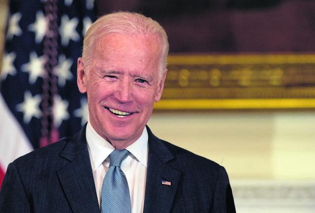 Joe Biden, Democratic presidential candidate