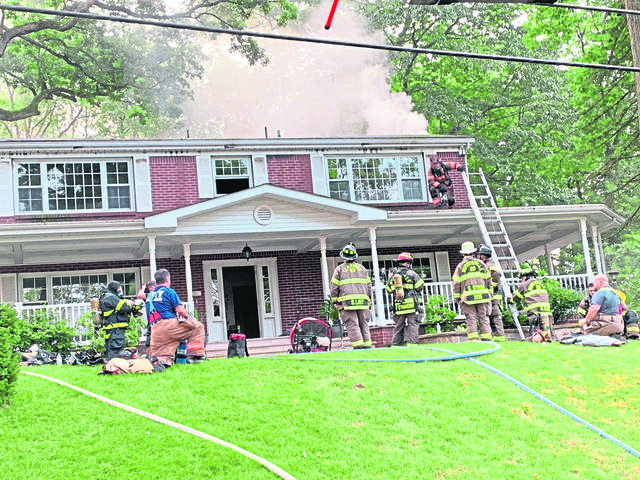 Murrysville officials are proposing a special tax levy to support the municipality's volunteer fire departments.