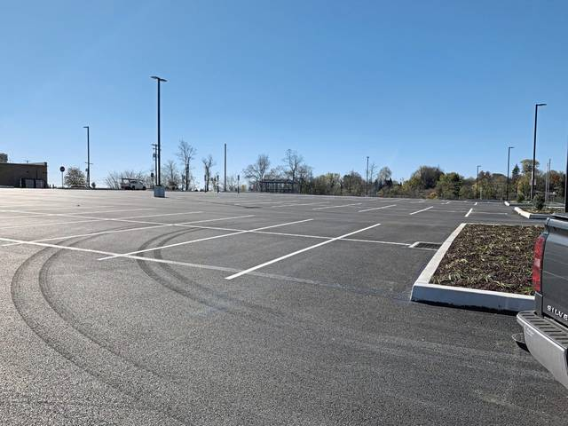 Westmoreland County Transit Authority's refurbished park and ride lot on Route 30 in North Huntingdon will reopen on Monday.