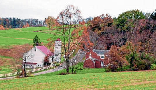 The Westmoreland Land Trust proposes to establish a nature and art park on a 96-acre farm it acquired along Beech Hills Road, off Old Route 66 3 miles from downtown Greensburg.