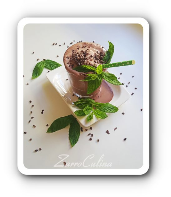Schokoeis - Nicecream chocolate and mint - Bild I