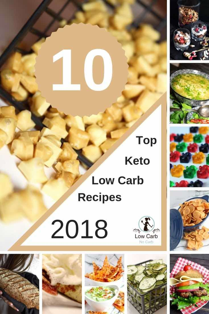 Top 10 Beste Low Carb Rezepte Von 2018 Low Carb No Carb