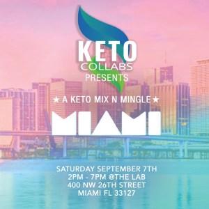 Miami Keto Mix n Mingle