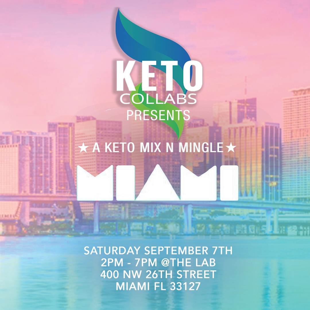 Miami Keto Mix n Mingle