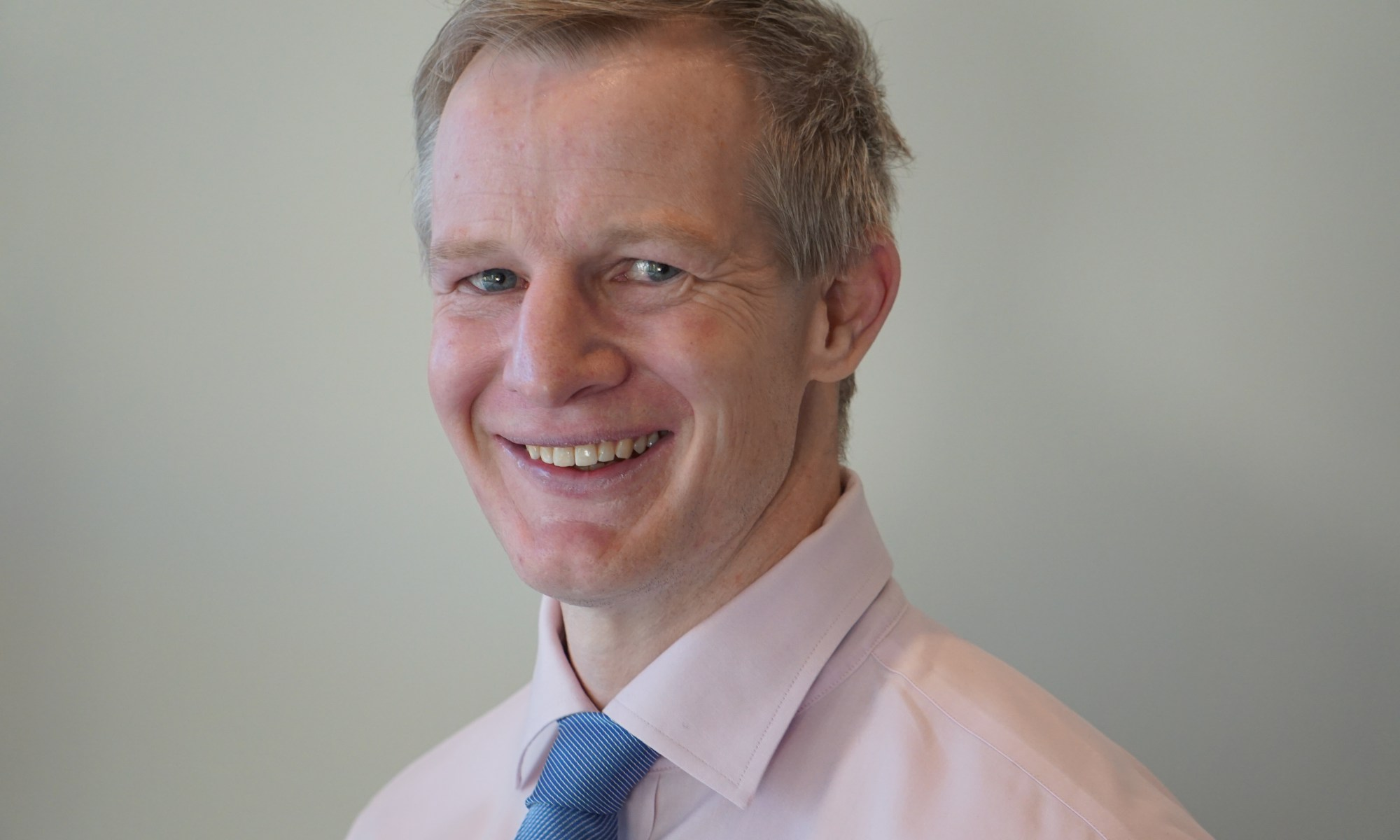 Dr Paul Mason Portrait