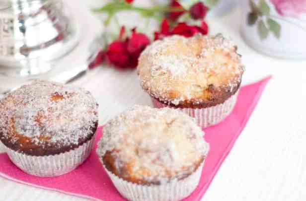 Lowcarb Muffins That Taste Like Donuts