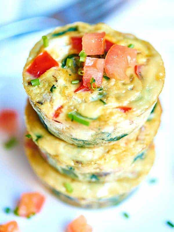 Healthy Egg Muffin Cups
