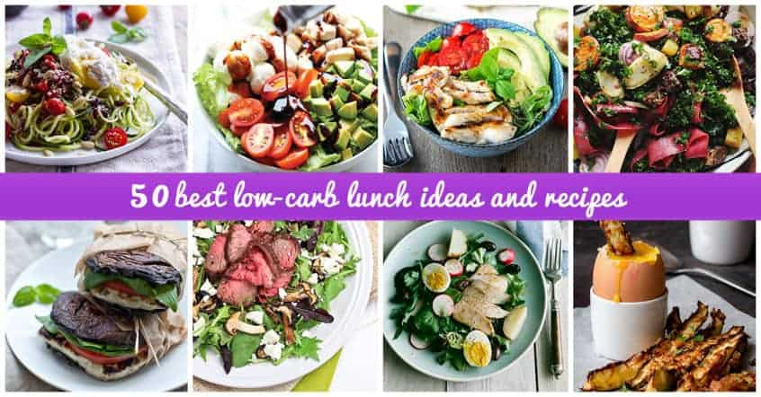 Low Ideas Lunch Take Work Carb
