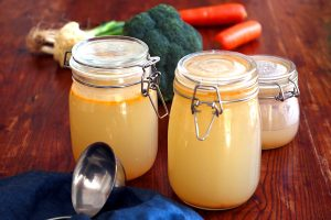 best home made vegetable stock