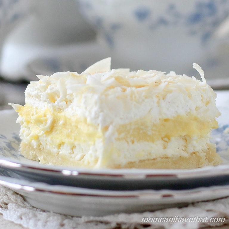 Coconut Cream Layered Dream Low Carb Maven