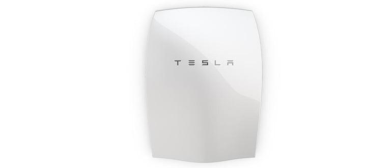 Tesla Powerwall battery storage