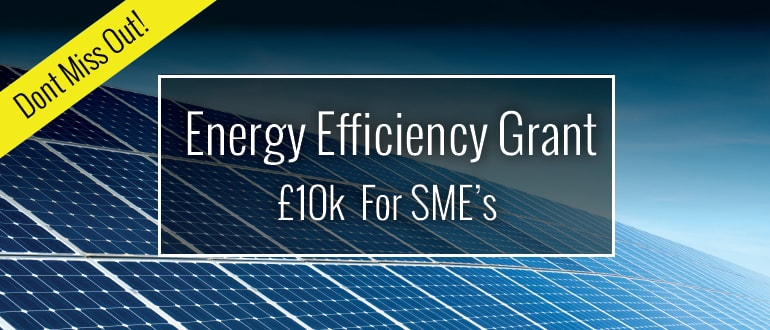 energy efficiency grant