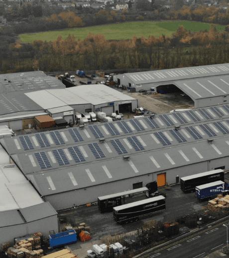 Stells - Solar PV Installation
