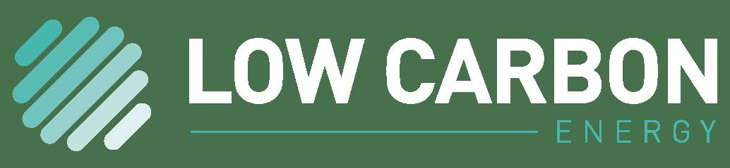 low carbon energy logo