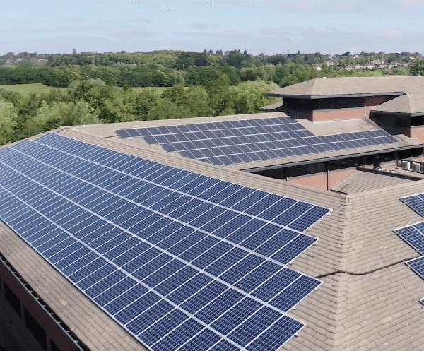 Opus Energy - Solar PV Installation