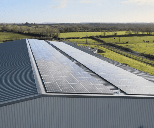 Irish Water - Solar PV Installation