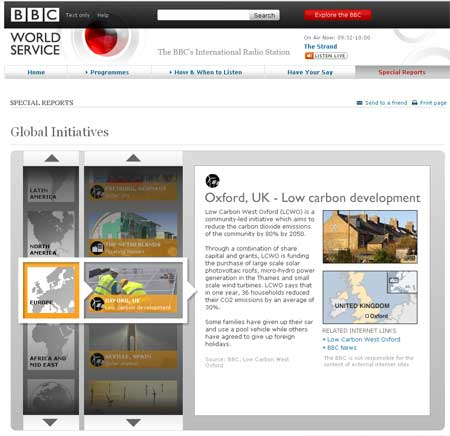 BBC World Service - Global Initiatives