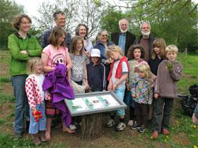 Kingfisher Corner - Wildlife Wetland Area