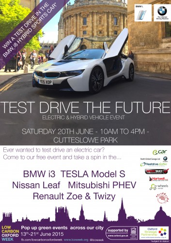 Test Drive the Future A4 poster-2