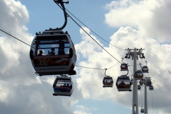 Is a cable car the answer to Botley Road travel woes…?