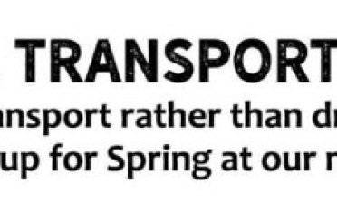 Have your Say! Urgent news about transport consultations