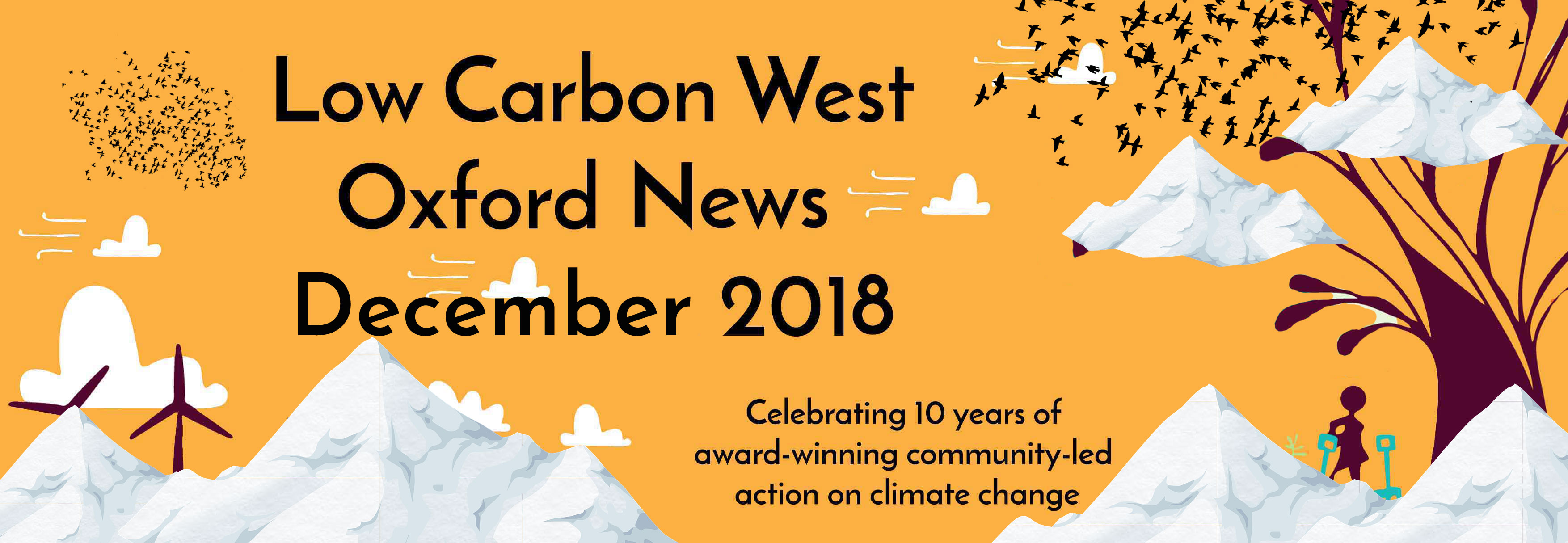 LCWO's December newsletter is here