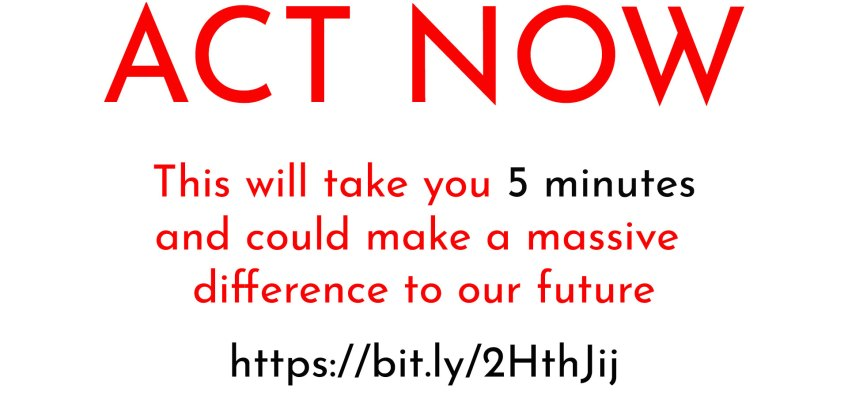 URGENT – act now for important Council vote on Monday 28th