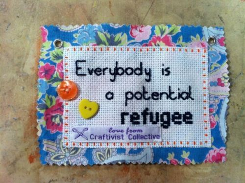 Craftivism Meetup [CAG event] @ Makespace Oxford