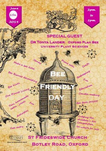 St Frideswide Bee Friendly Day @ St Frideswide Church
