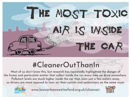 LCWO Clean Air Day Art Installation & Outreach at Bonn Square @ Bonn Square tbc