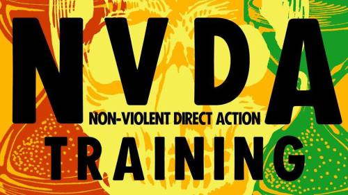 XR Oxford Non-Violent Direct Action Training [XR Oxford event] @ TheVenue@Cowley