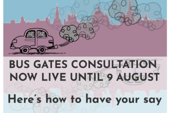 URGENT: Rapid consultation about  proposed 'Bus Gates' by Oxfordshire County Council – have your say before August 9th