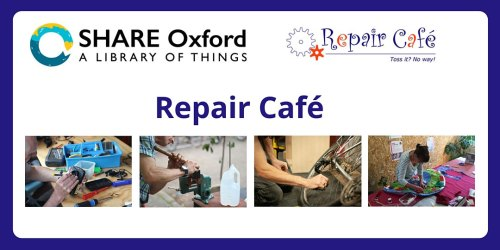 Repair cafe - bikes and electricals - booking essential @ Makespace