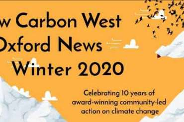 Last newsletter of the year – a quartet of seasonal posts on the blog, CEE Bill, AGM announcement and new funding from Westmill Solar Co-operative