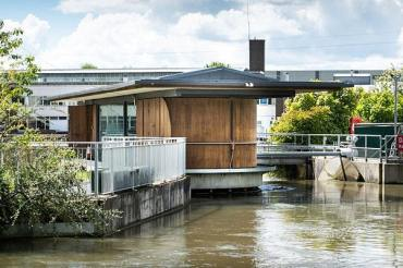 Can you spare an hour to help out at Osney Lock Hydro on September 12?