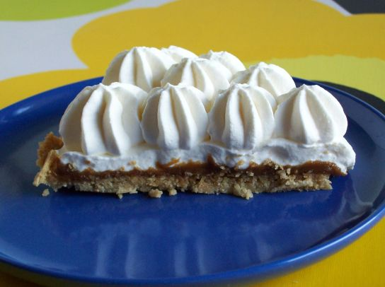 Low-Carb Banoffee Pie (Sugar-Free, Gluten-Free, Egg-Free, Humdrum-Free)