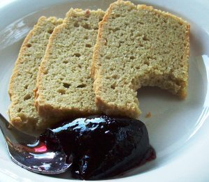 1-2-3 Bread with Sugar-Free Jam