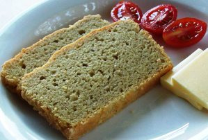 1-2-3- Bread with Cherry Tomatoes and Butter